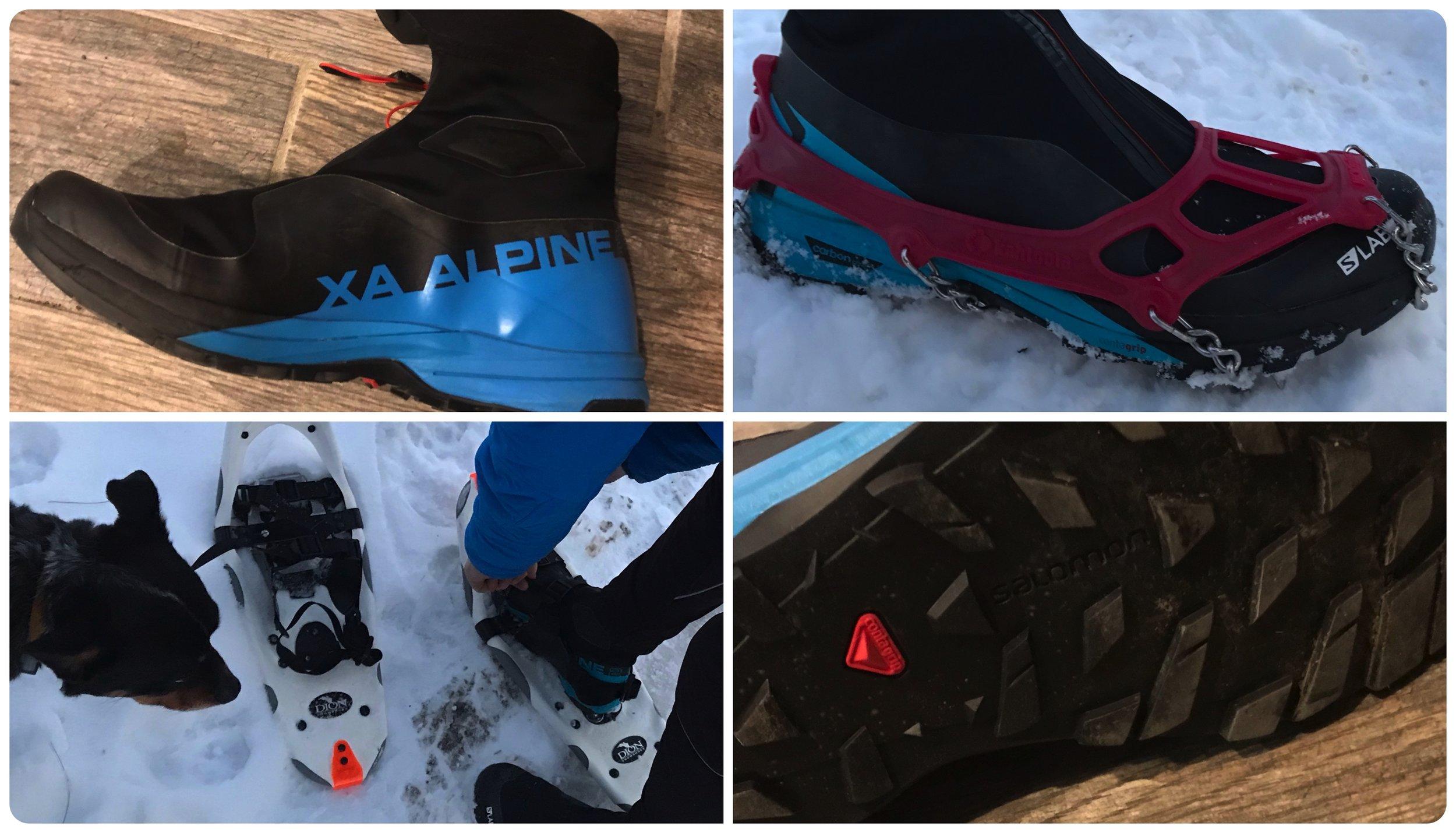 Salomon S/LAB XA Alpine 2 Shoe Review