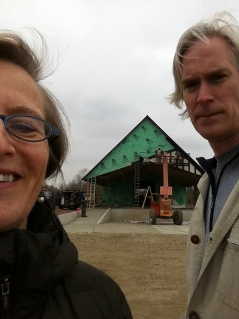 Sue and Tom Boeman are Boeman Design and we ROCK!