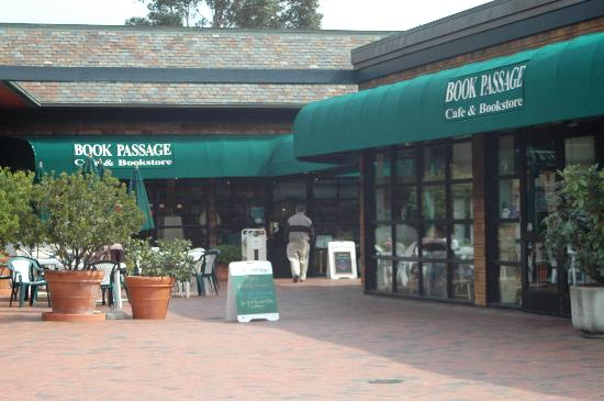 Everybody kept telling Jason that if in Northern California he should visit  Book Passage  in Corte Madera because they do great events and have smart and loyal customers. So that's what Jason did on February 16th, and everything he heard was true.