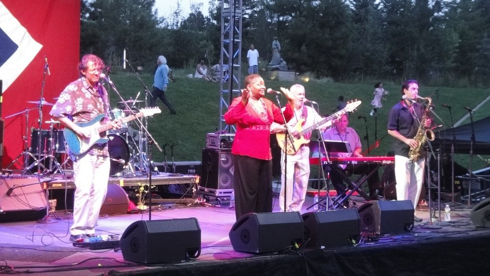 The Hazel Miller Band
