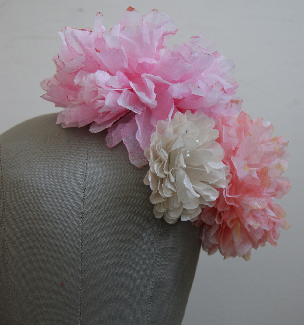 Fascinators and Vintage Flower Making Course