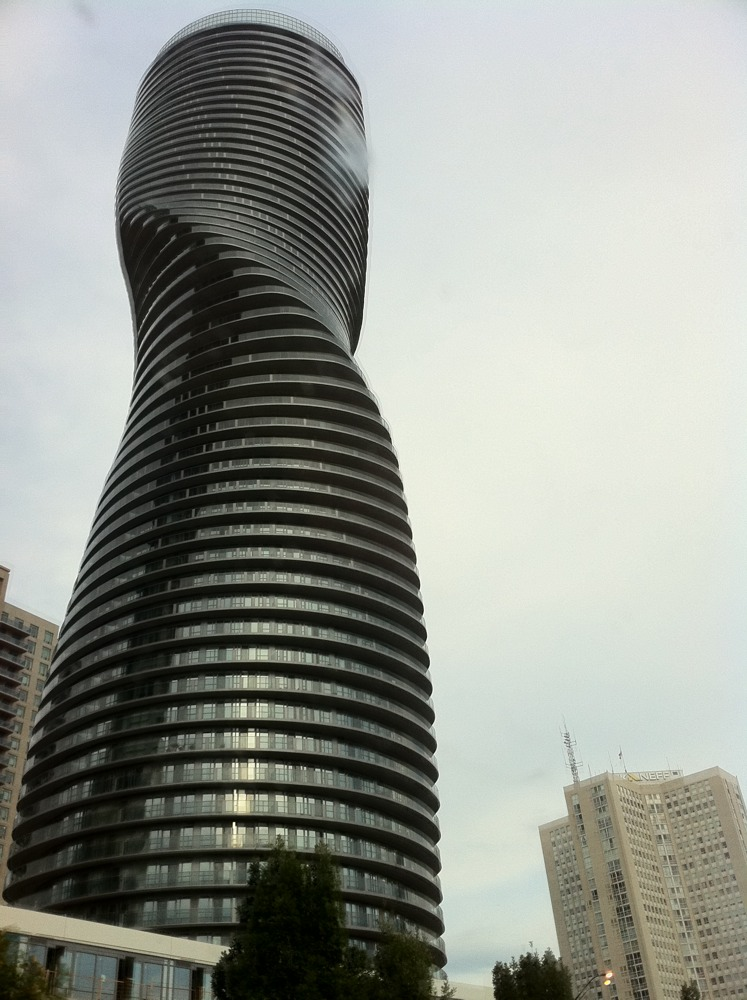 New condo in Mississauga
