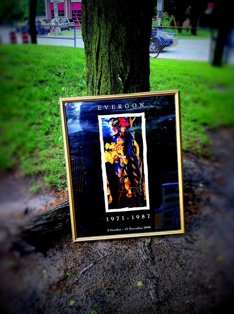 Evergon poster: $1