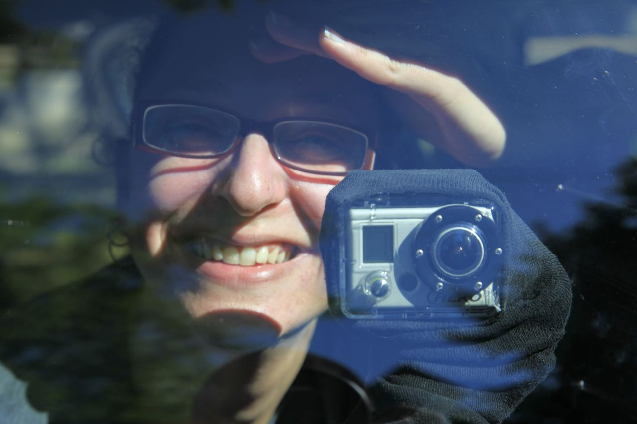 Risa Horowitz: Blurry Canada