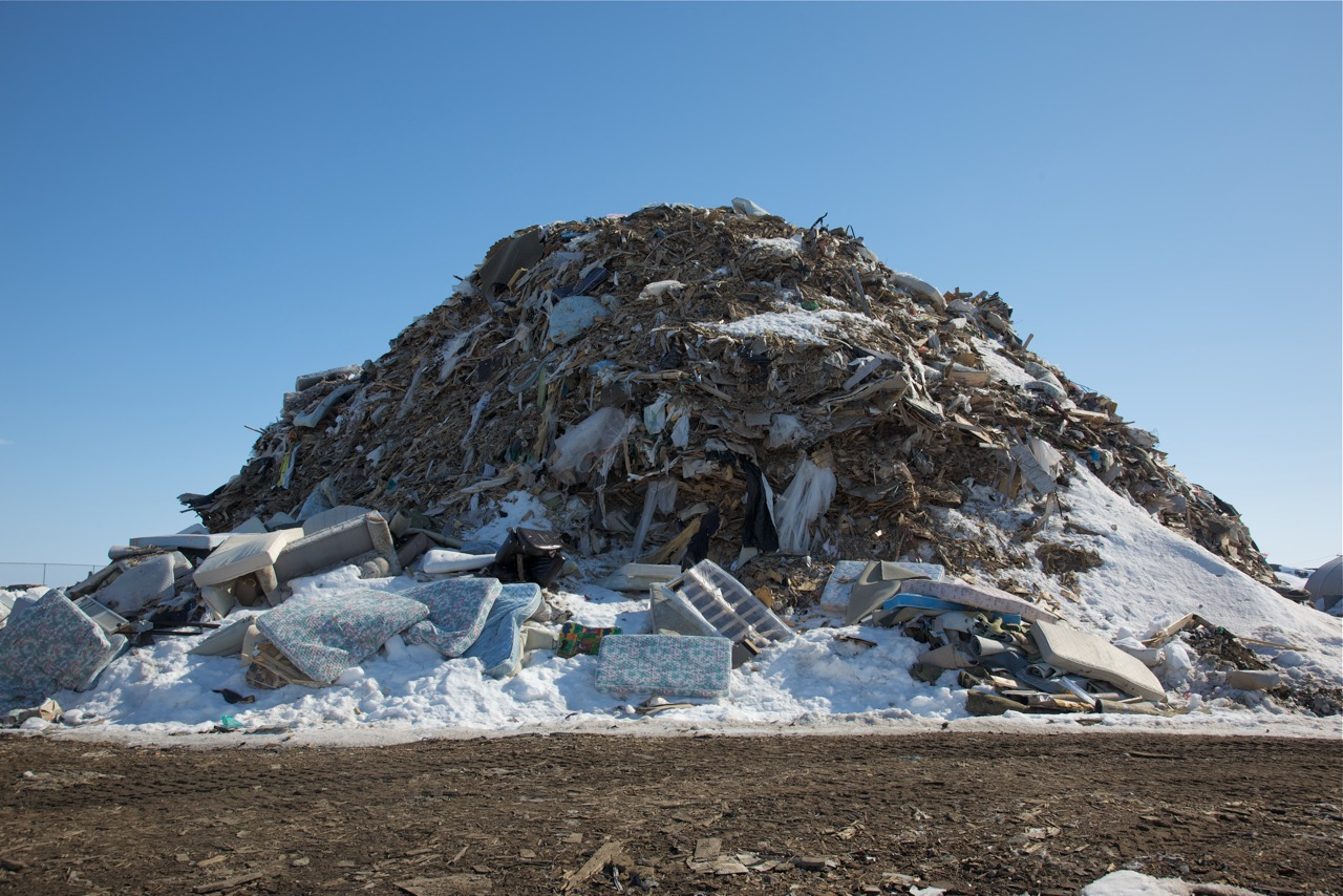Waste Management in Iqaluit