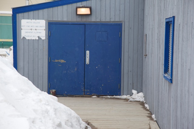 Nunavut Arctic College Department of Fine Arts & Crafts