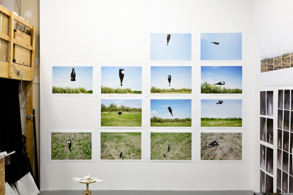 Photographic Folly , 2016, 13 Inkjet Prints, 61 x 91.4 cm each