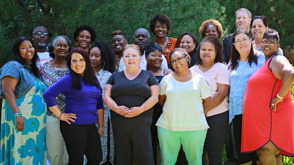 Families Forward Resource Center Staff