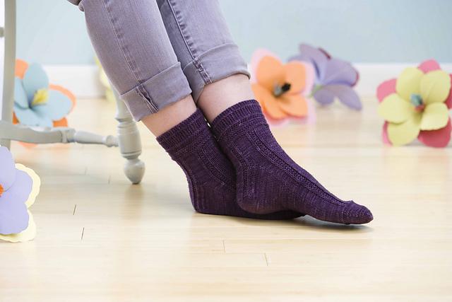 Muscadine Socks