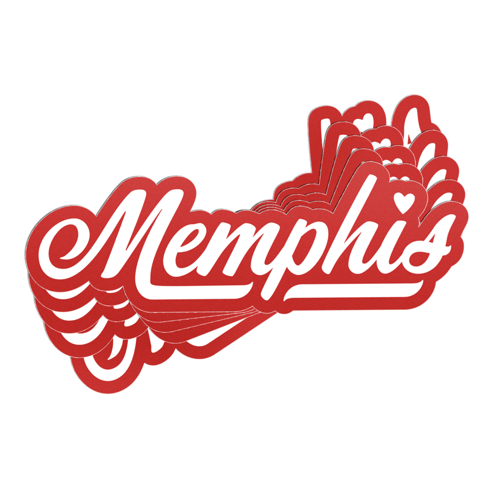 39 i 39 love memphis sticker 5 pack hieroglyph. Black Bedroom Furniture Sets. Home Design Ideas