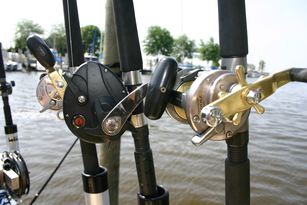 All our gear is tournament tested and ready to roll on any fishing expedition.