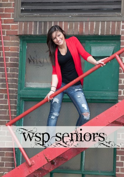 Geogianna - our top WSP senior model