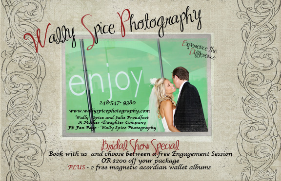 Bridal Show Flier - Enjoy Image