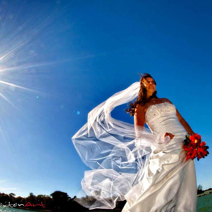 Julie Proudfoot - Florida bride Braxton Art - Travis Broaxton of Denver Colorado