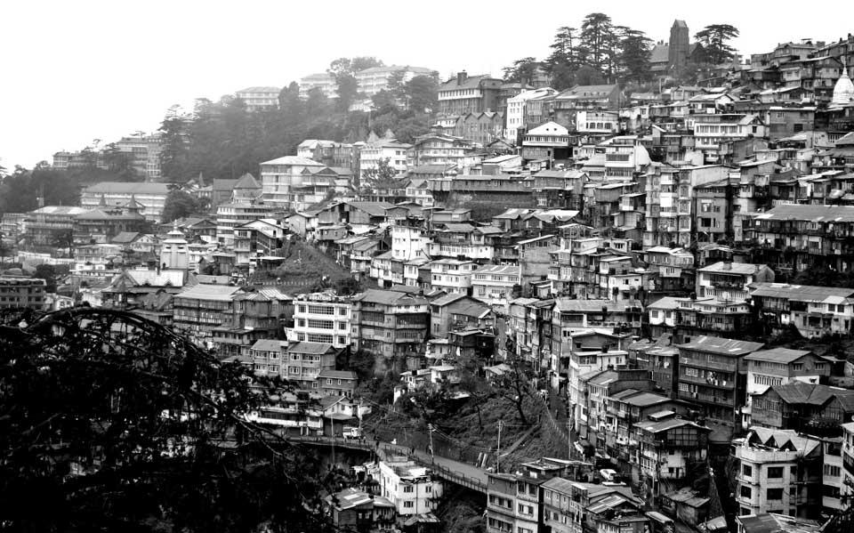 Birdwood Lines, Shimla, Himachal Pradesh