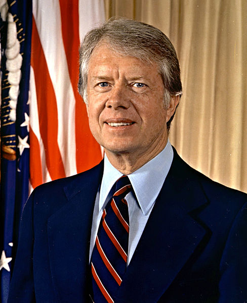 Jimmy Carter has been leading the effort to eradicate Guinea Worm since 1986.