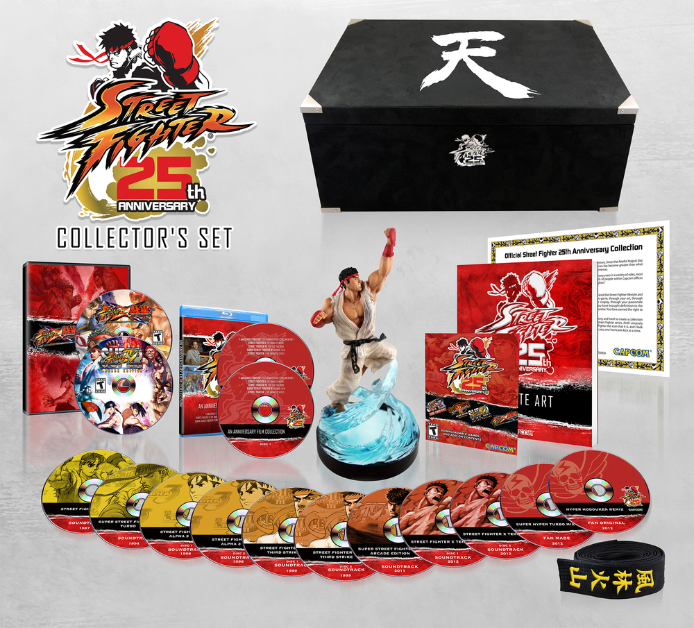 25th anniversary collector\\\\\\\\\\\\\\\'s set
