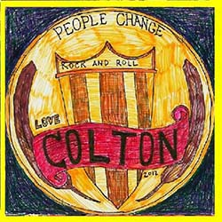 COLTON WOODARD //  People Change LP