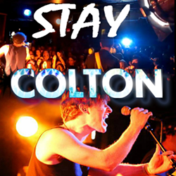 COLTON WOODARD // Stay EP