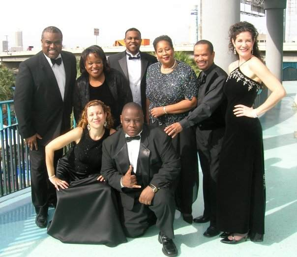 National Spiritual Ensemble in Houston, Texas