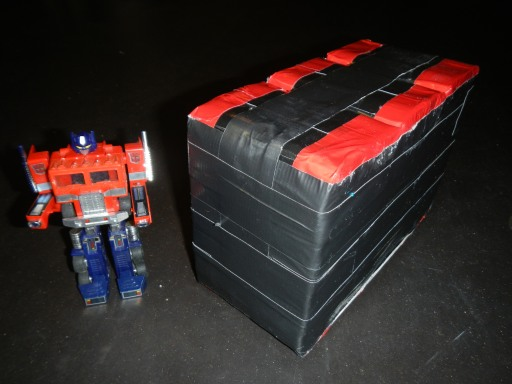 No, Optimus does not need hands.