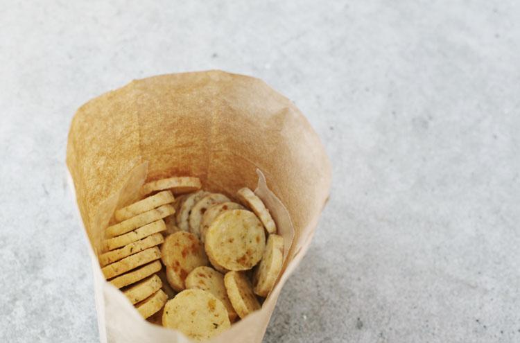 molly's rosemary candied ginger shortbread   tara o'brady