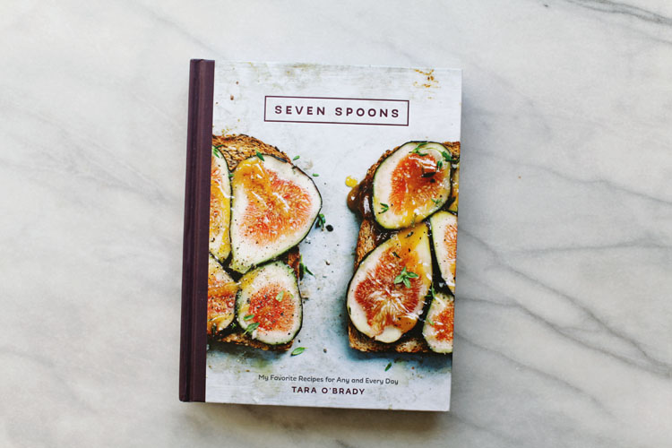 Seven Spoons cookbook first look + preview recipe bundle | Tara O'Brady