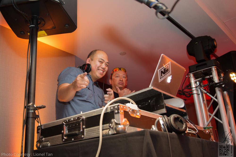 DJ Norris.