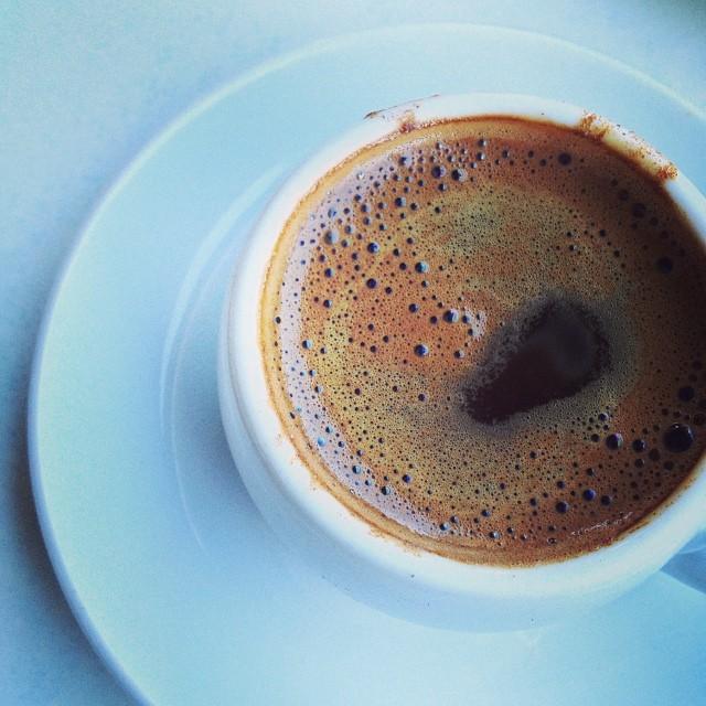 ελληνικό καφέ.