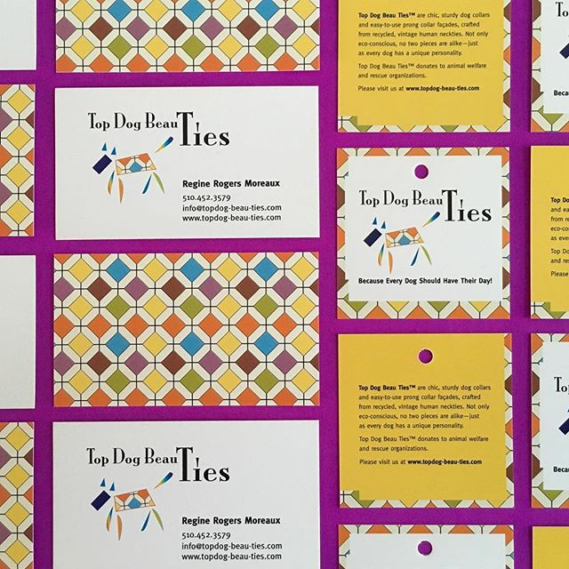 Throwback Thursday | Business Cards + Hanging Tags. I did the branding for this new business owner a long while back. Deliverables included: logo, type system, color palette, business cards, hanging tags, labels, receipts, invoices, and website. I really enjoy bringing brands to life and I hope to continue collaborating with small business owners. Keep me in mind folks!! Gracias🙏🏽 #branding #throwbackthursday #diseñografico #smallbusiness #logo #printdesign #storytelling #tbt