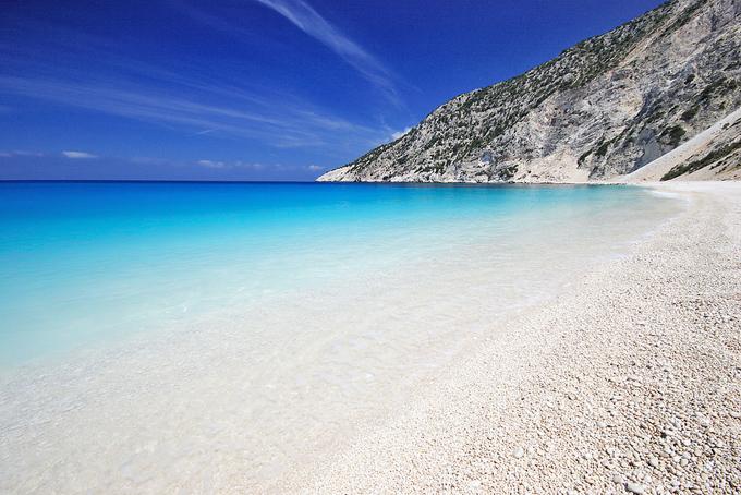 Myrtos Beach, Kefalonia - Greece
