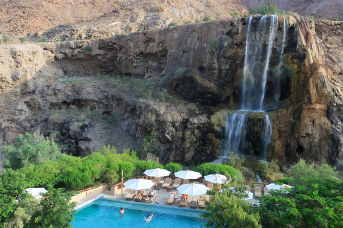 Six SensesEvason Ma'In Hot Springs, Jordan