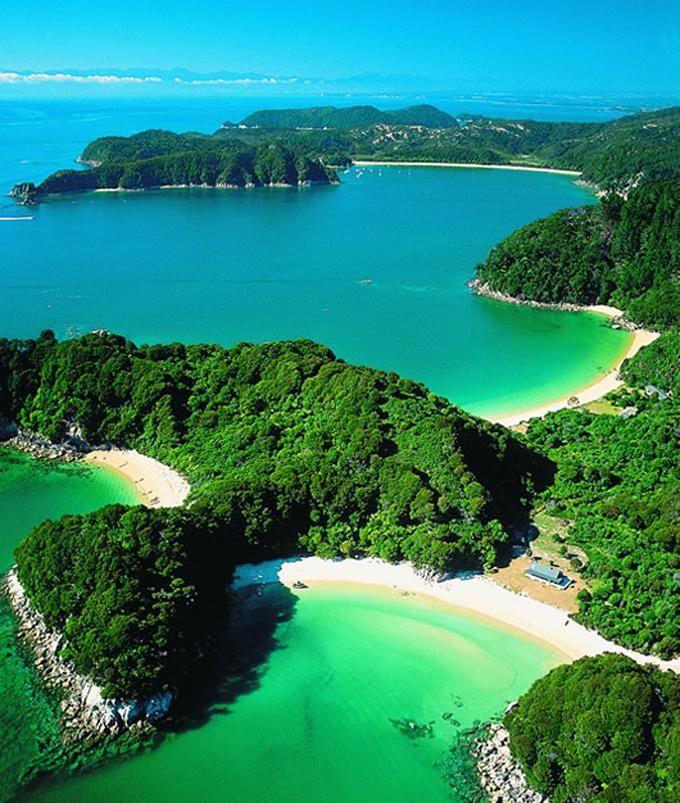 Abel Tasman National Park- New Zealand