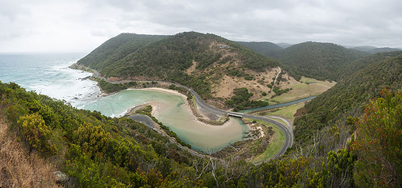 11. Great Ocean Road, Australia