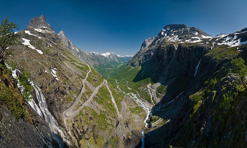 14. Trollstigen, Rauma, Norway
