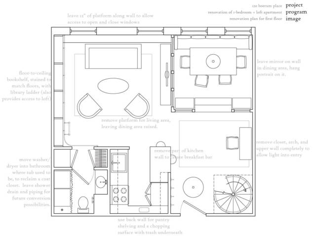 Floorplans - Boerum Hill