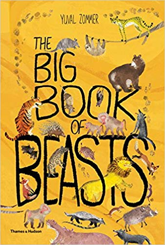 The Big Book of Beasts , by Yuval Zommer