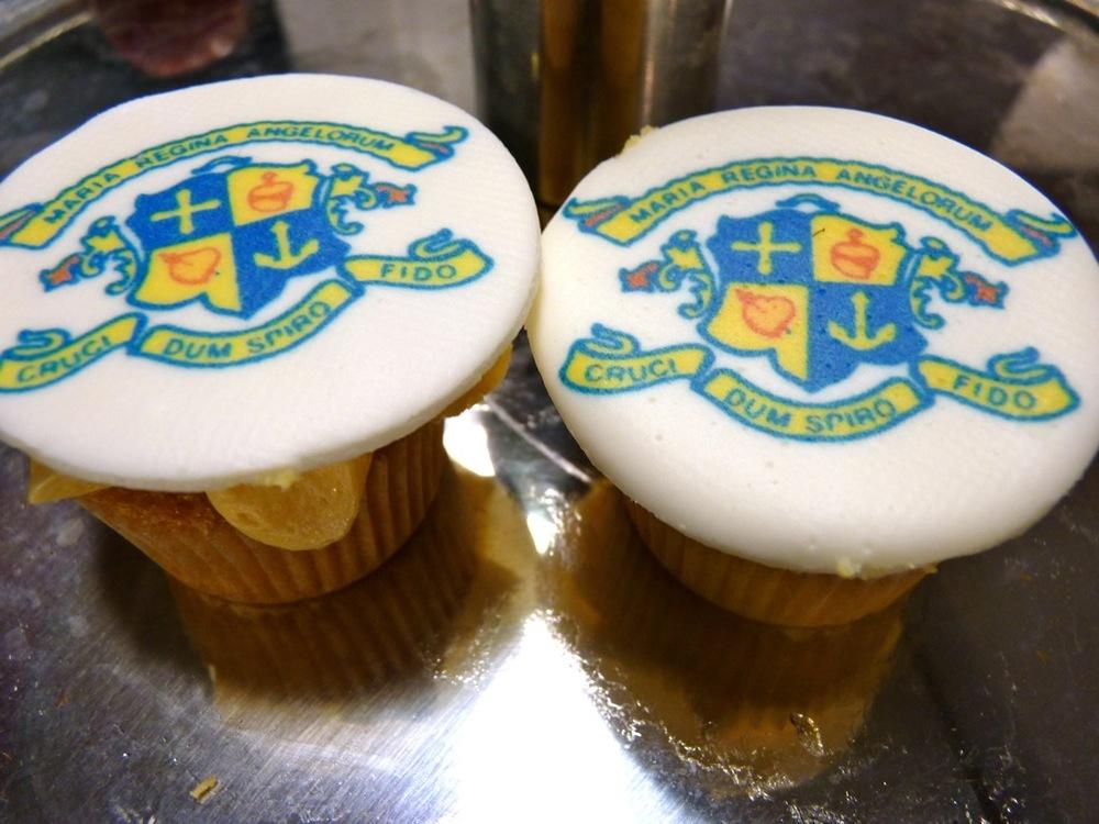 Loreto Cupcakes