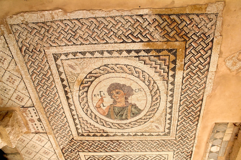 Beautiful Roman Mosaic Floors