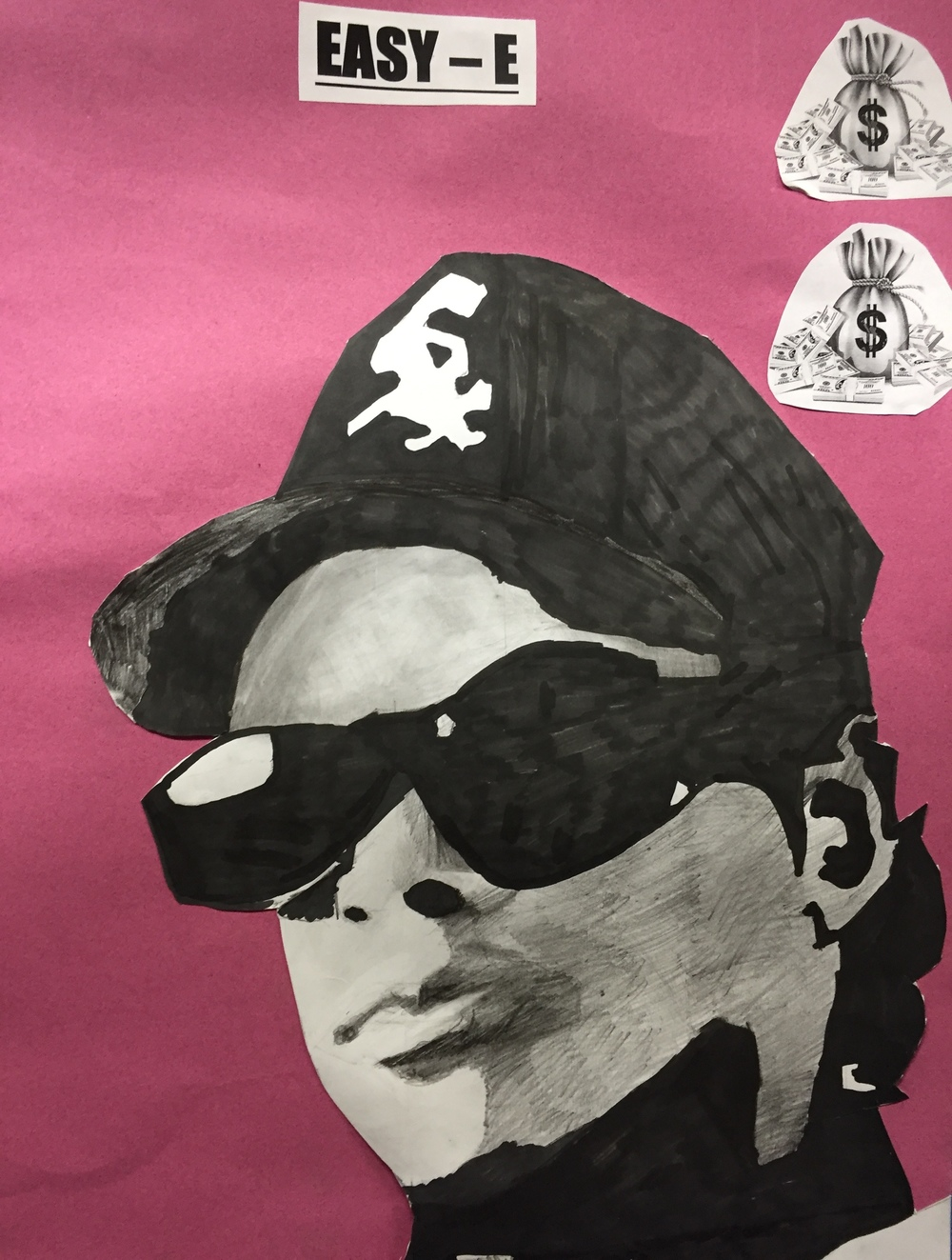 Eazy-E by Martin Feeney