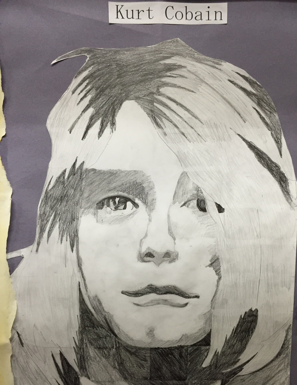 Kurt Cobain by Gavin O Neill