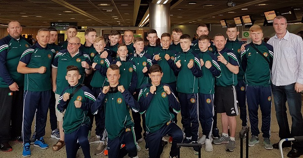 Photo from www.irish-boxing.com