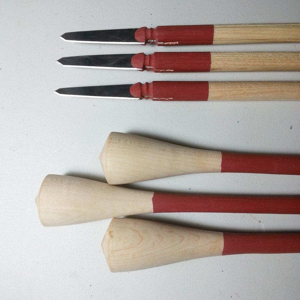 Handmade Ash Arrows