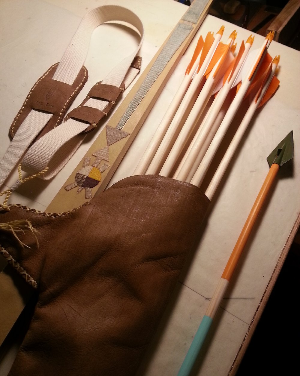A complete set from JKramer Studio
