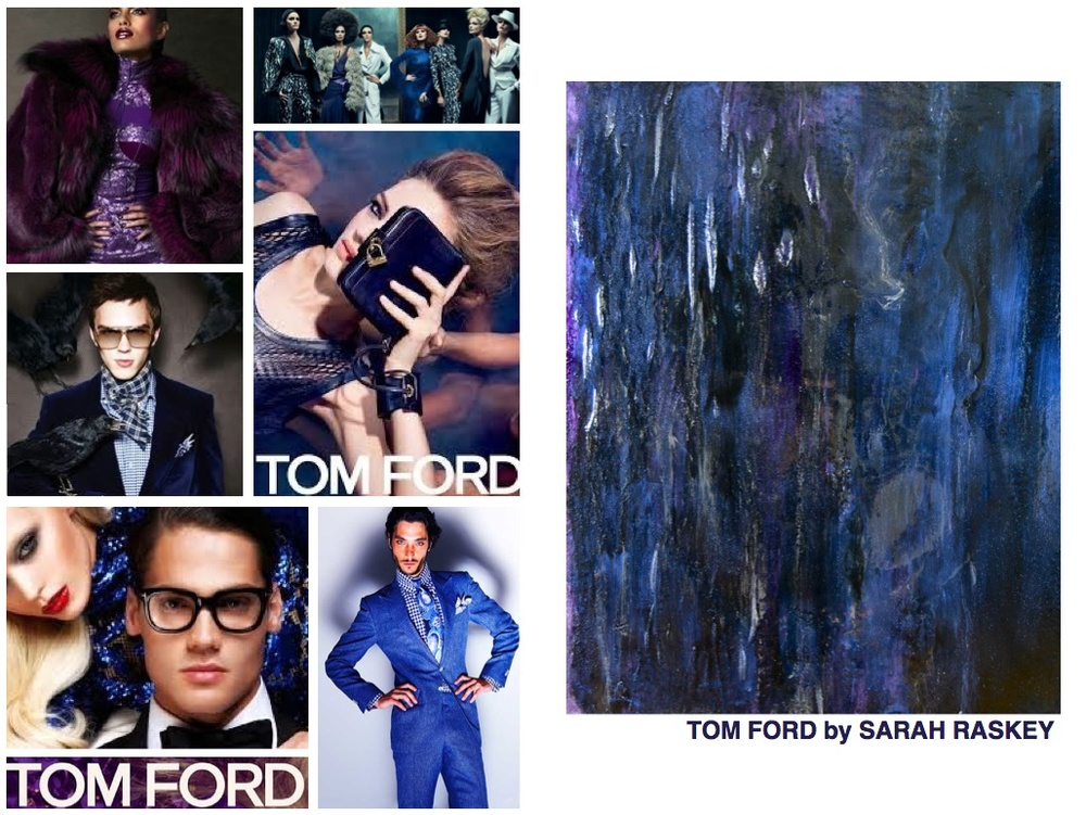Tom Ford - Sarah Raskey Fine Art