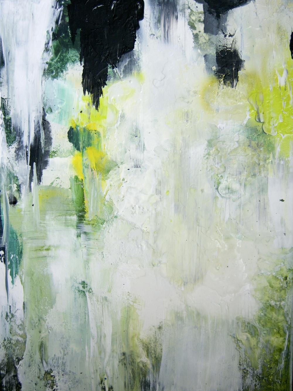 Citron and Jade - Sarah Raskey Fine Art
