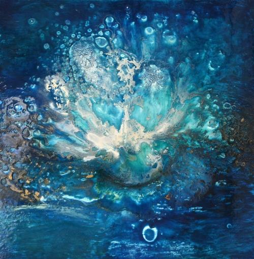 Blue - Sarah Raskey Fine Art
