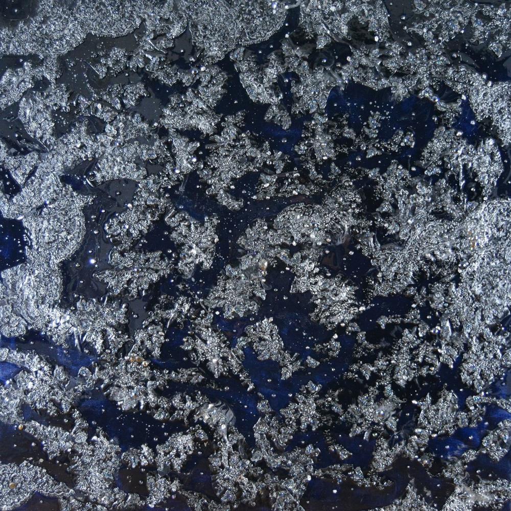 Blue/Lace - Sarah Raskey Fine Art