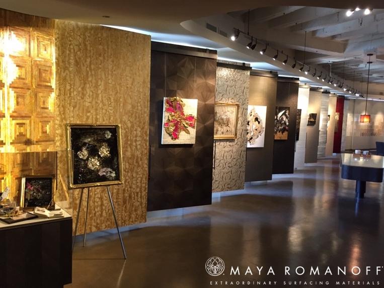 Maya Romanoff - Maya and the Artist