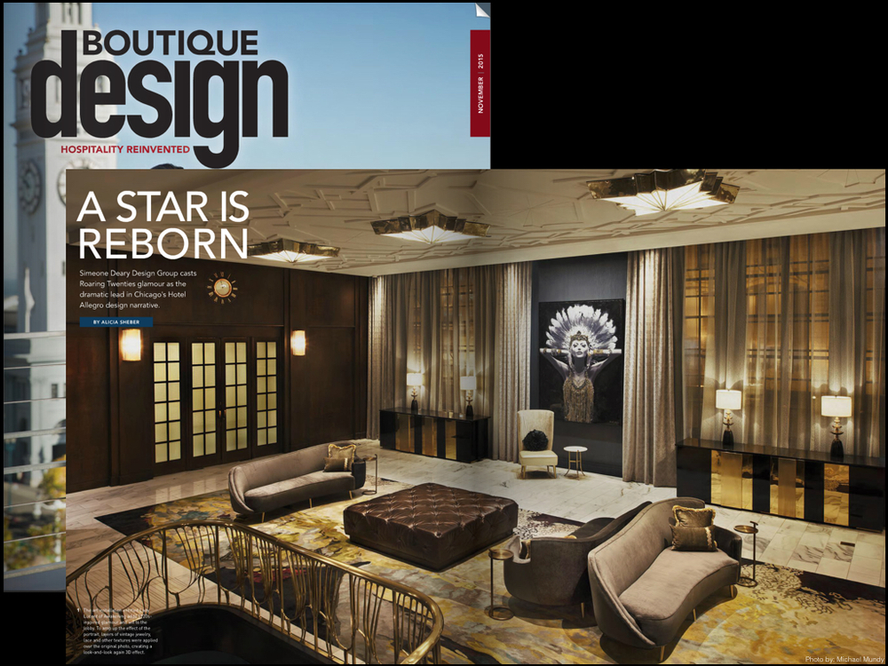 Boutique Design Magazine - Nov 2015